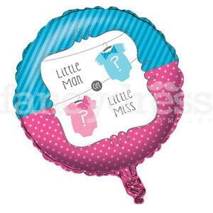 Girl Or Boy ? Foil Balloon 45cm