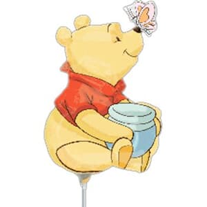 Pooh Full Body Mini Shape