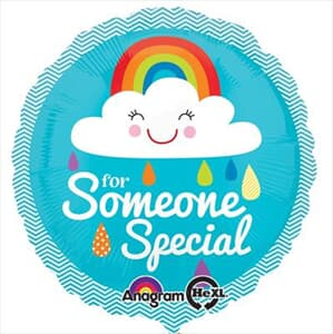 Someone Special Rainbow Cloud 45cm