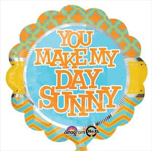 You Make My Day Sunny 45cm