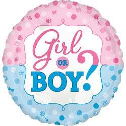 Gender Reveal HEXL 43cm