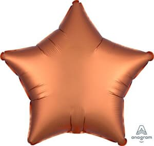 Star Satin Luxe Amber Anagram packaged 45cm