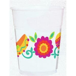 Big Party Pack Printed Plastic Cups