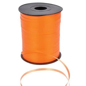Curling Ribbon 350yds Orange