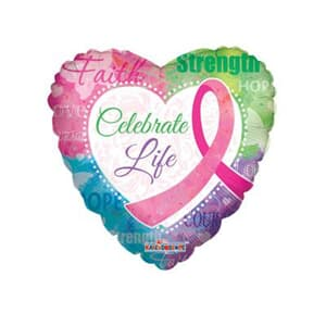 Celebrate Life/Breast Cancer Awareness 45cm