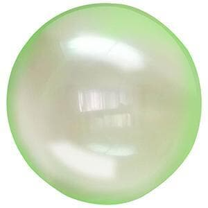 Latex clears Lime Green 43cm balloon Fantastic garland addition perfectly round