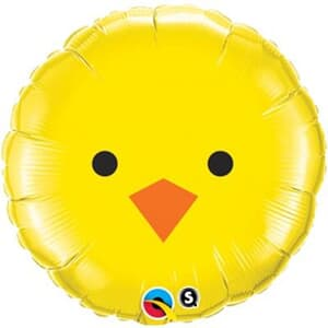 Qualatex balloons Baby Chick 45cm