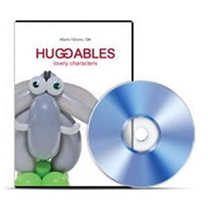 Alberto Falcone DVD Huggables - Lovely Characters