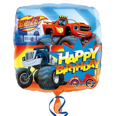 Blaze Happy Birthday 45cm