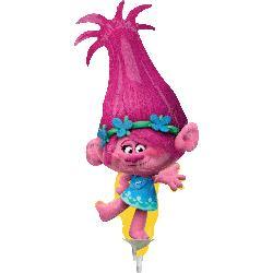 Trolls Poppy Mini Shape