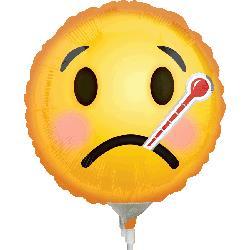 10cm Get Well Emoticon (Emoji) 10cm