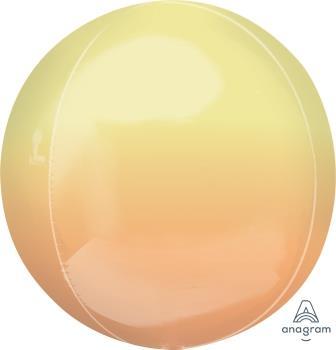 Orbz Ombre `Yellow & Orange