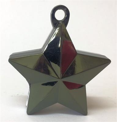 Star Weight Metallic Black 150g