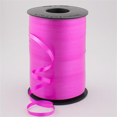 Curling Ribbon 350yds Hot Pink