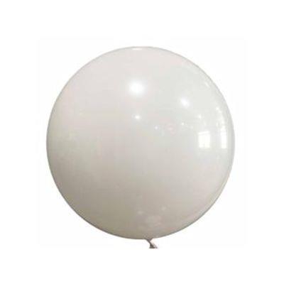 """Bobo Balloon Balls White18"""" 45cm"""
