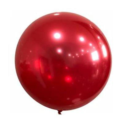"Bobo Balloon Balls Red 22"" 55.8"