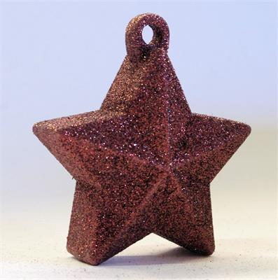Glitter Star Weight 150g Brown