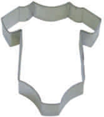 Cookie Cutter Tin Baby's Onesie 10.2cm