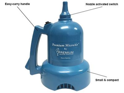Premium MicroAir Balloon Inflator Electric