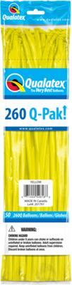 Q-Pack 260q Yellow