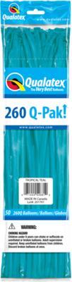 Q-Pack 260q Tropical Teal