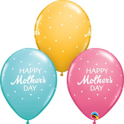 Mothers Day Petie Polka Dots Special Asst 28cm