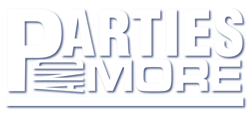 Parties and More Logo