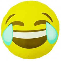 Emoji Cry Laughing 45cm North Star Foil