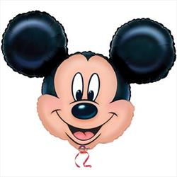 Mickey Mouse Shape 69 x 53