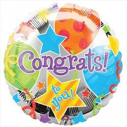 10cm Congrats Jubilee