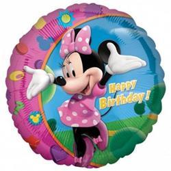 Minnie Happy Birthday 45cm