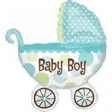 Baby Buggy Boy 71 x 79cm