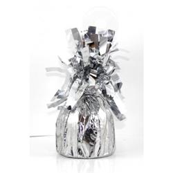 Foil Weight Silver 165 grm with loop