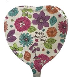 Beautiful Floral Mother Day 23cm