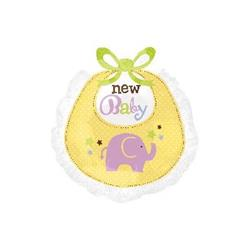 New Baby Bib 61cm x 66cm