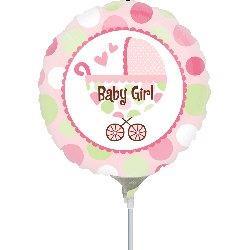 Baby Girl Buggy 10cm