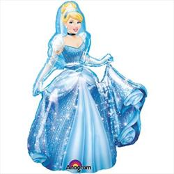 Cinderella Air Walker 135cm tall