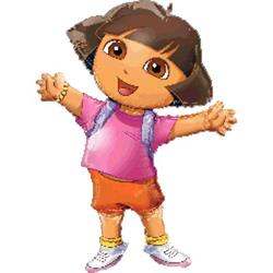 Dora The Explorer Air Walker 91cm x 132cm