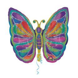 Butterfly Sparkles Shape 63cm x 63cm