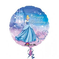 Cinderella Happy Birthday 45cm