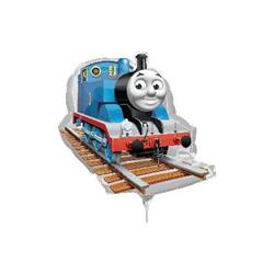 Thomas on Tracks Mini Shape Mini shape Air filled with cup and stick.