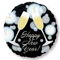 New Year Bubbles 45cm