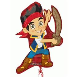 Jake & The Neverland Pirates Pose  Helium Shapes 55 x 78cm