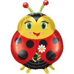 Cute Ladybug Helium Shape