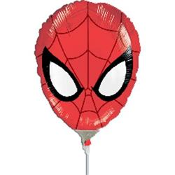 Spiderman Ultimate Head Mini Shape