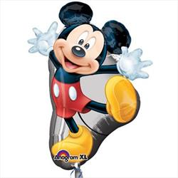 Mickey Full Body Shape 78cm x 55cm