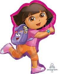 Dora Off Exploring Shape 64 x 81cm