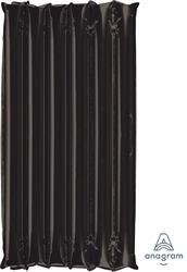 Decorator Panel Large Black 50cm x 106cm