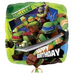 Teenage Mutant Ninja Turtle Birthday 43cm