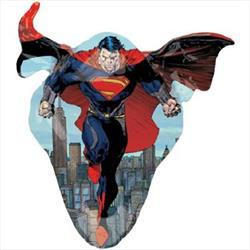Superman Man Of Steel Super Shape 78cm x 78cm